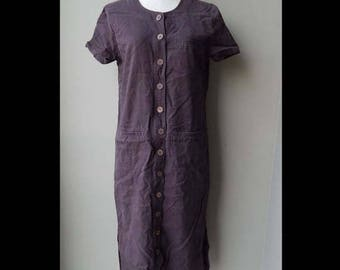 On Sale 90s  TALBOTS Dress Size 4P Bust 34 Hip up to 36