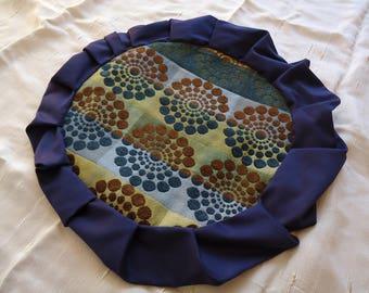 Meditation cushion case UNSTUFFED