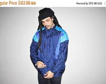 45% Off FLASH SALE - 1990s Vintage Christian Dior Designer Colorblock Windbreaker Jacket - 90s Clothing - MV0047