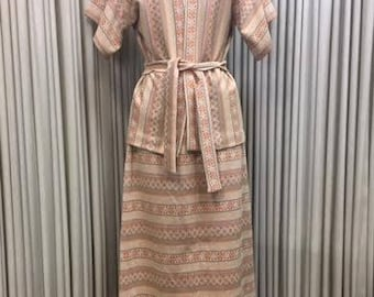 1970's dress/jacket