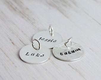 """personalized name disc 