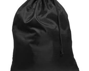 Laundry Bag - Monogrammed Laundry Bag - Personalized Laundry Bag - Camp Bag