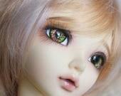 14mm hand made bjd eyes doll eyes Honey Mango IN STOCK NOW !!!!!!