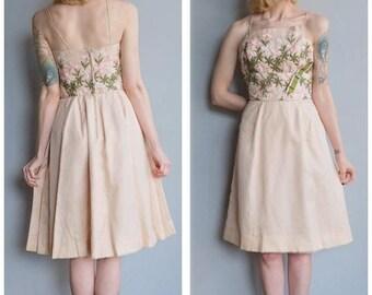 20% Off Sale // 1960s Dress // Secret Admirer Dress // vintage 60s party dress