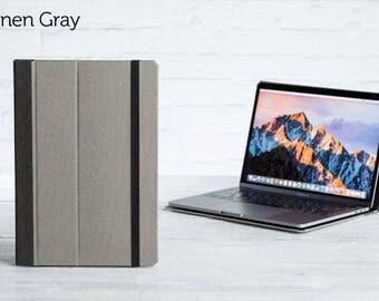 SECONDS - The Cartella Slim Case for 2016 Macbook Pro 13 - Linen Gray
