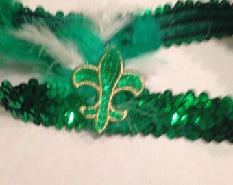 St Patrick Day Headband