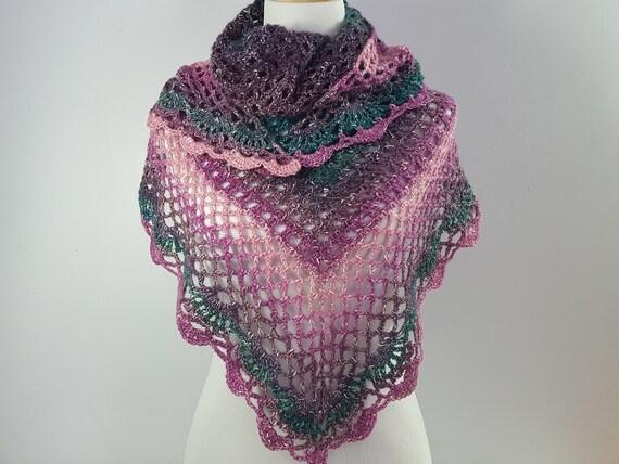 Crochet shawl, bridal accessories, openwork lace shawl, Easter wrap, Victorian lace shawl, Bridesmaids wrap, beach summer wedding accessory