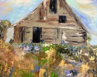 Homer and Iris's Barn