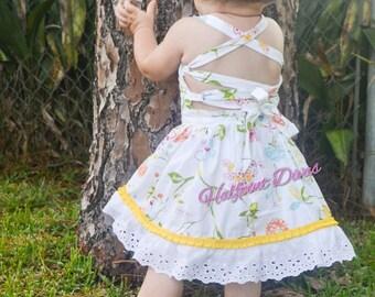 Newborn Toddler Summer boutique dress sizes Newborn 0-3  3-6  6-9  9-12  12-18  18-24