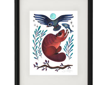 Peace Offering - Archival Giclee Print