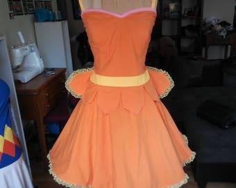 Custom made to order MagiKarp dress