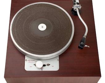 Vintage REK-O-KUT L34 Rondine Jr Turntable S1000 Gyro/Balance Stereo Tonearm