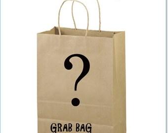 On Sale Handmade Earring Grab Bag Mystery Bag Lucky Dip Handmade Earrings