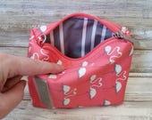 Key west quicklet. Ju-Ju-Be customs. Boxy Bag flamingos