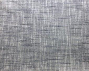 CIJ Manchester, Indigo, from Robert Kaufman Fabrics, 1/2 Yard