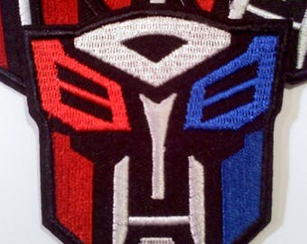 Transformers Iron on/Sew on Patch