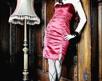 Duchess Satin Dress - All sizes