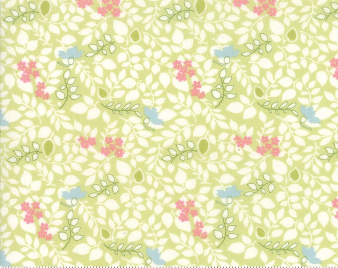Caroline willow 18655 13 by Brenda Riddle Designs for Moda Fabrics