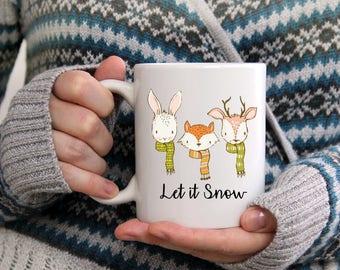 Critter Coffee Mug