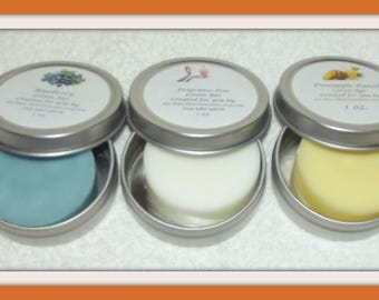 Fruit Scented Lotion Bars, Fragrance Free Lotion, Blueberry Lotion, Pineapple Lotion, All Natural Lotion Bar, Unscented Lotion Bar