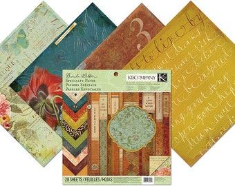K&Company Specialty Paper Pad, Brenda Walton Scribe