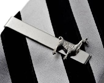 Limited Time Offer Llama Tie Clip - Tie Bar - Tie Clasp - Business Gift - Handmade - Gift Box Included