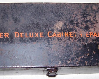 Vintage 1940's, 1950,s GC Deluxe Cabinet Repair Kit - Radio Cabinets and Household Cabinets