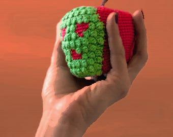 Crochet Pattern ~ Poison Apple ~ Crochet Pattern