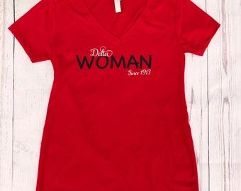 Delta Woman 1913 Shirt
