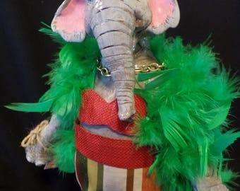 Ms. Elvira Elephant