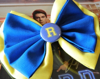 Archie Letterman Jacket/Riverdale Inspired Bow