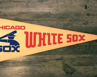 Vintage Chicago White Sox Pennant