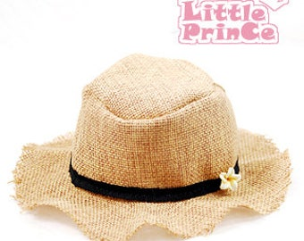 Clearance Sale - YAN - Straw Hat for Blythe doll