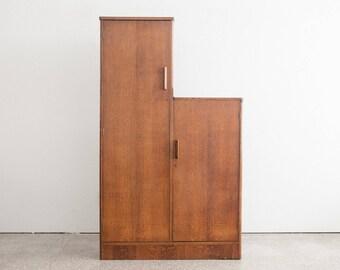 Deco Gentleman's Dresser / Armoire