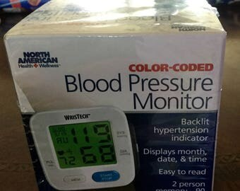Blood. Pressure. Monitor