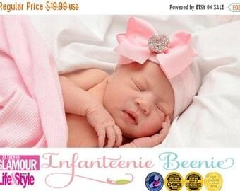 SALE 25% OFF BABY Girl Hat, newborn hospital hat, newborn girl hat, infant girl hat, hospital newborn hat, newborn hat, infant hat, baby hat