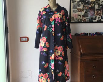 Dressing gown 70s