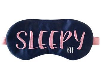 SLEEPY AF sleep mask !!MATURE!!