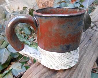 Dry Grasslands Ceramic Mug