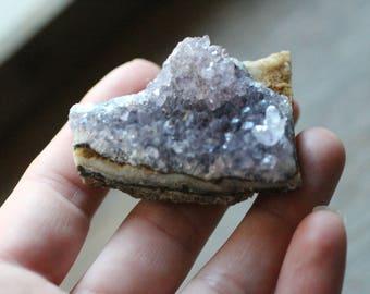 Amethyst Cluster Crystal #83776