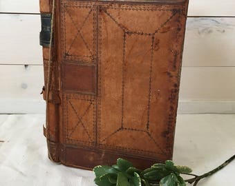 Antique Ledger
