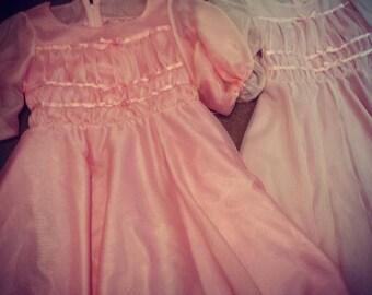 Liesl Dress -Sound of Music Costume - Children's Sizes