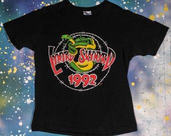 LYNYRD SKYNYRD 1992 Classic Rock T-Shirt Size L