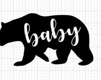Mama Bear Iron On Etsy