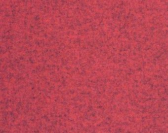 Maharam Upholstery Fabric Kvadrat Divina Melange Wool  4.75 yards Pomegranate 460830–531 (EA4)