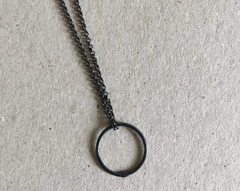 Small Circle Pendant