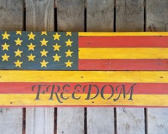 American Flag ~ Freedom!