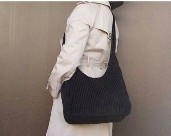 ON SALE Brown Sling Cross-body Bag Purse, Everyday Purse for Her, Casual Velvet  Handbag, Marion