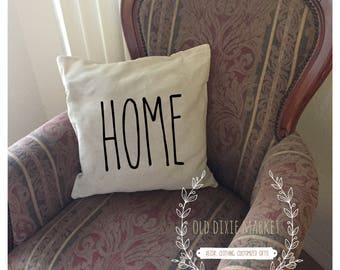 Rae Dunn Pillow Cover