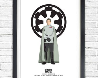 Star Wars - Solo Series - Orson Krennic - 19x13 Poster
